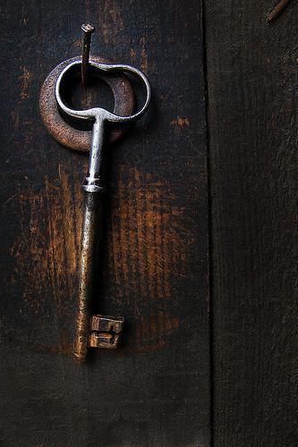клюя для двери