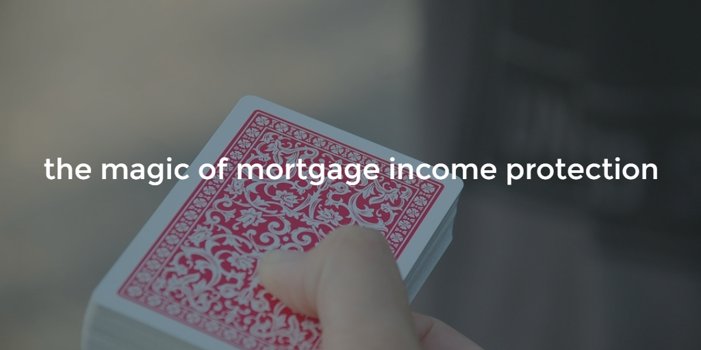 mortgage income protection cards image blog