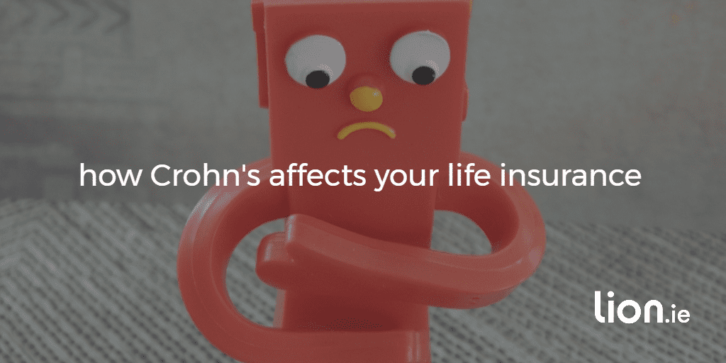 how crohn's affects life insurance