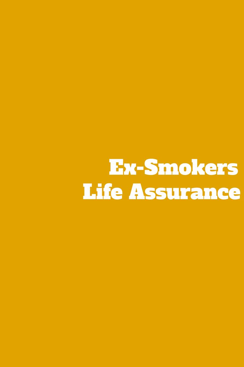 ex smoker life assurance