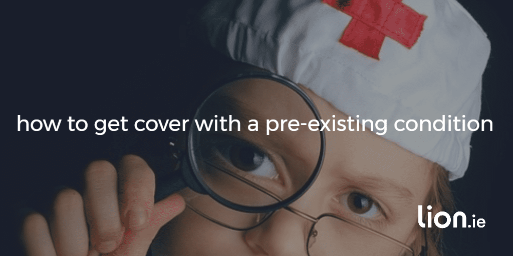 life insurance with pre-existing condition