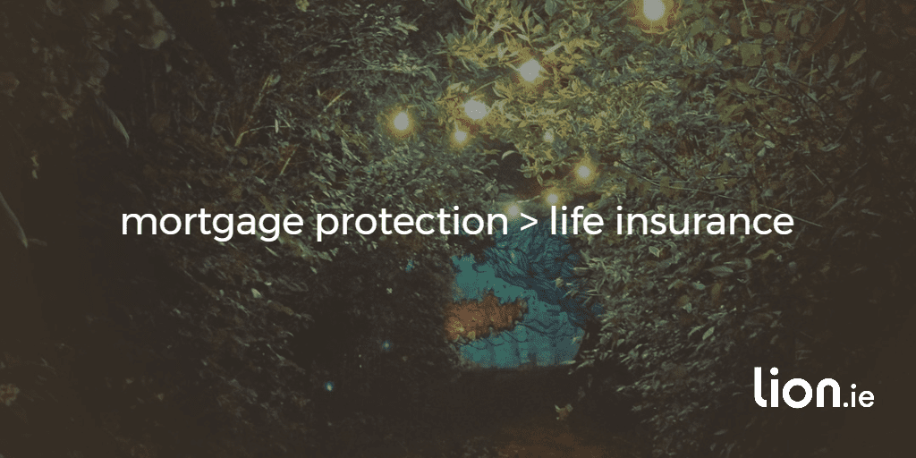 mortgage protection is better than life insurance