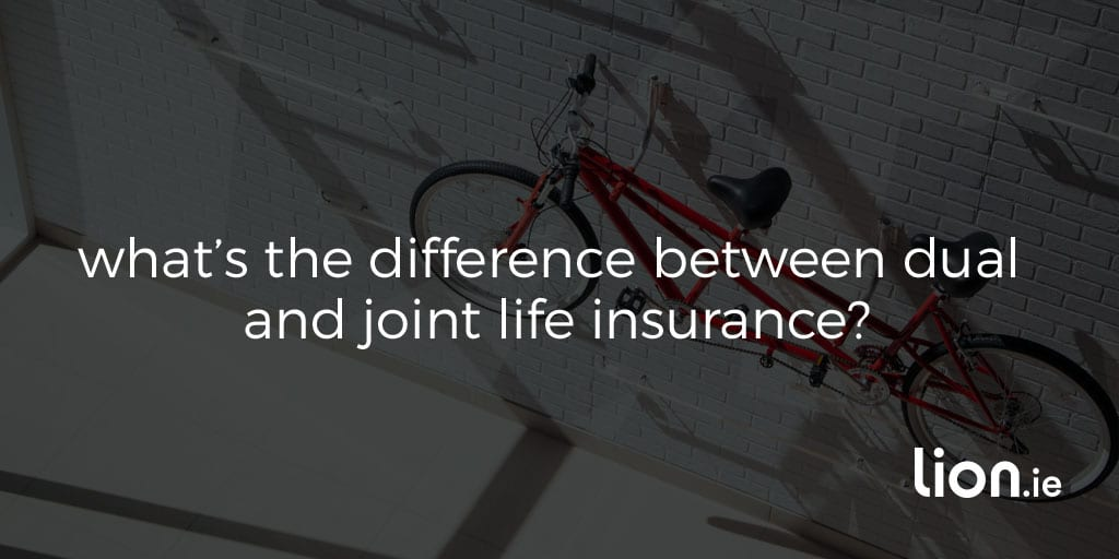 what's the difference between dual and joint life insurance?
