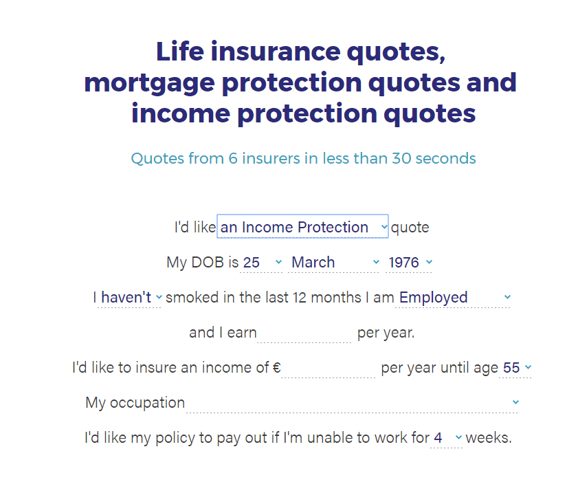 Where Can I Find The Best Income Protection Calculator?