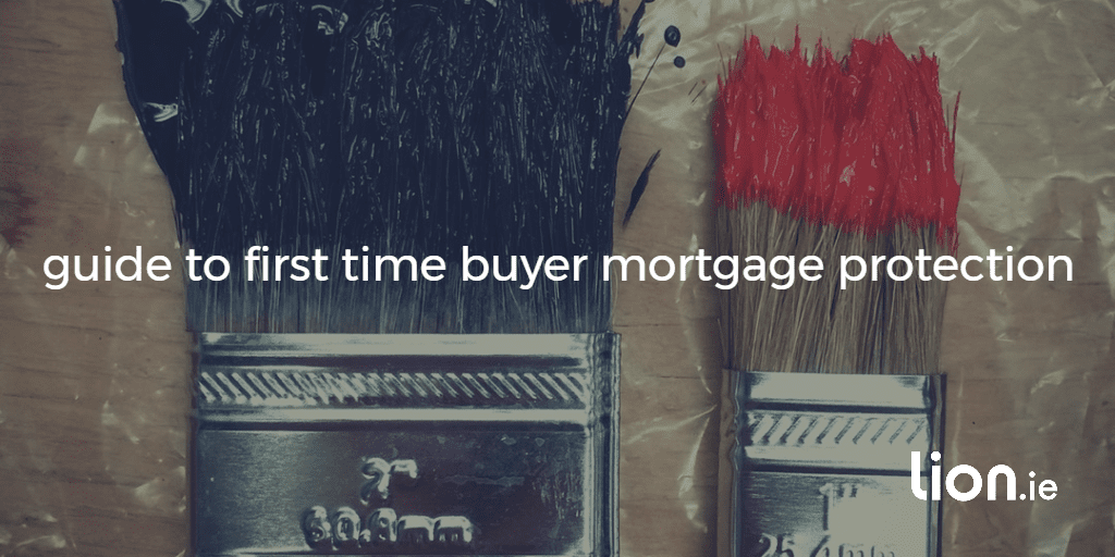 first time buyer mortgage protection