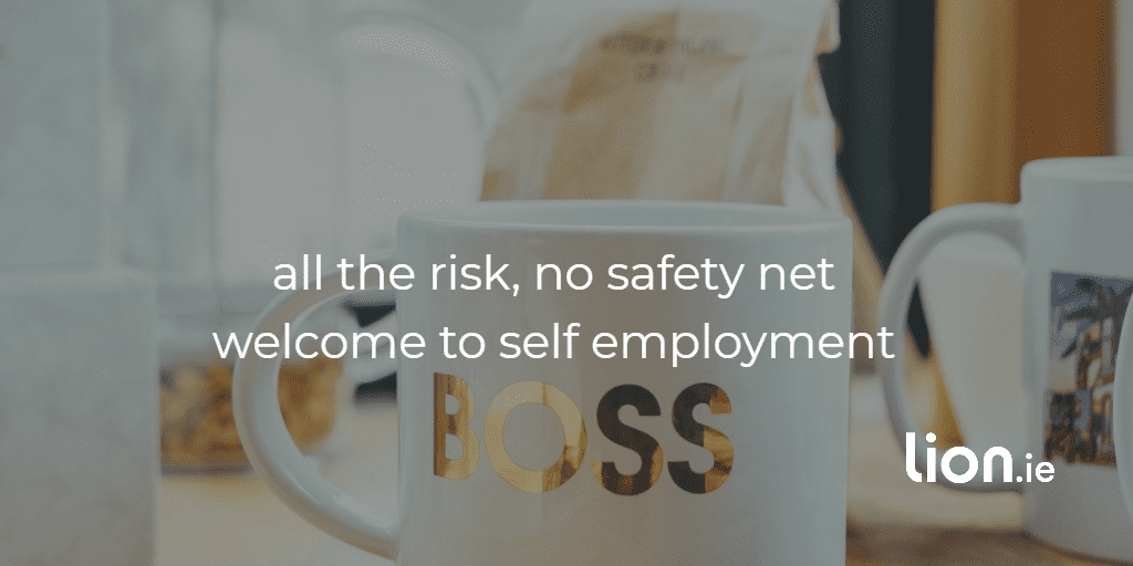 income protection for the self employed