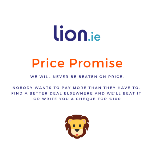 the lion proce promise explained in a graphic