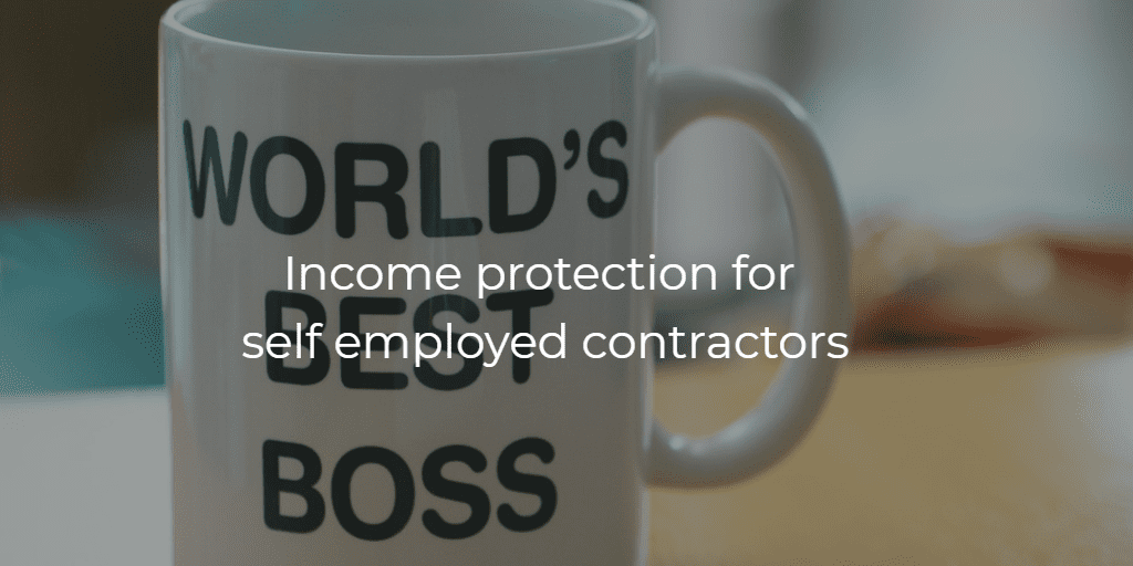 income protection for contractors